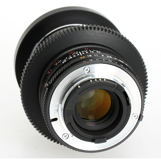 Zeiss ZF/EF Duclos Lens Set Equipment Hire - Daily price : £150