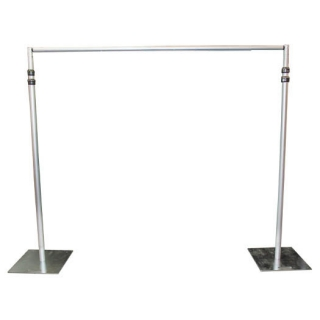 Acre Jean Telescopic Drape Supports