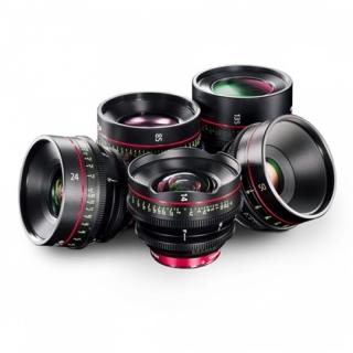 Canon CN-E Primes EF