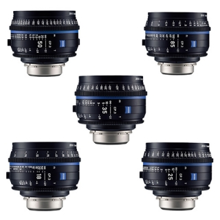 Zeiss Compact Primes CP.3 PL
