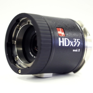 HDx35 Mark II B4/PL Optical Adapter